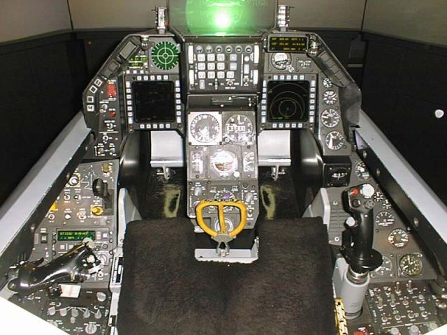 F 16 Fighter Jet Cockpit F-16 Cockpit